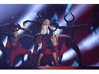 Leatherdesigns Pieces for Madonna´s Brit Awards Performance